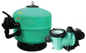 Filtrex 630 - 0,75HP Streamer szivattyú 13m3/h