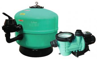 Filtrex 630 1HP Mini Streamer szivattyú 15m3/h