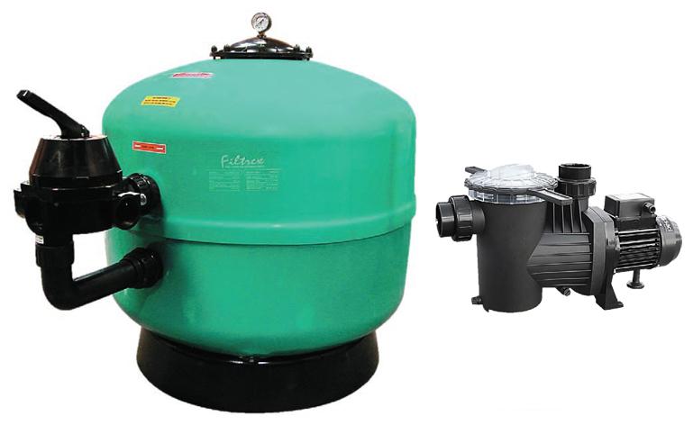 Filtrex 630 WINNER 75 13,5m3/h