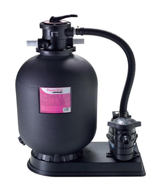 Hayward 10 m3/h vízszűrő szett