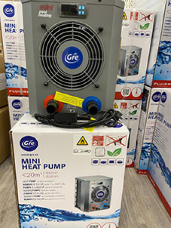 GRE MINI hőszivattyú 2,5 kW