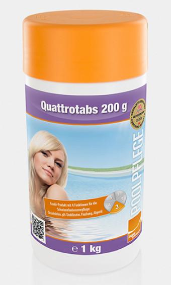 Aquacorrect QUATROTABS 1 kg